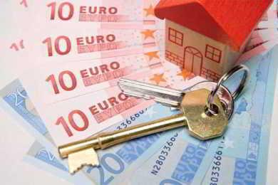 euro e chiave