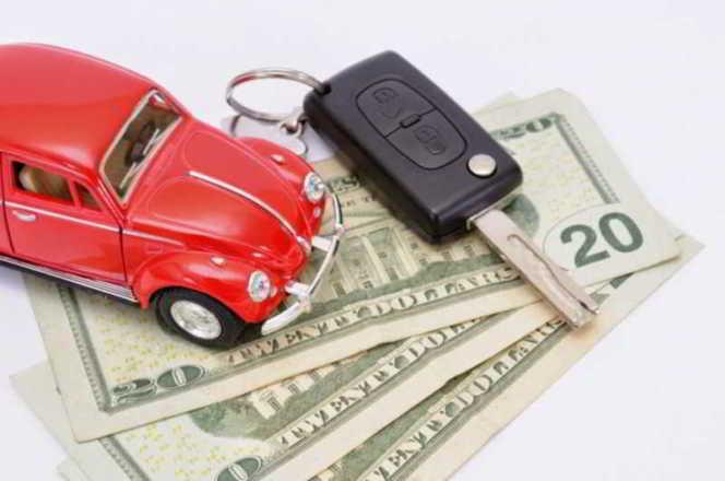 macchina e soldi bollo