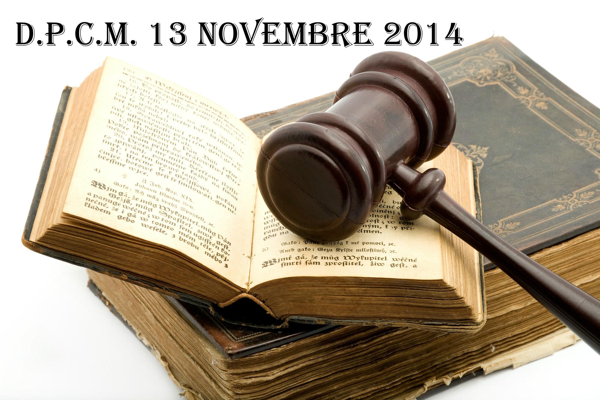dpcm 13.11.2014