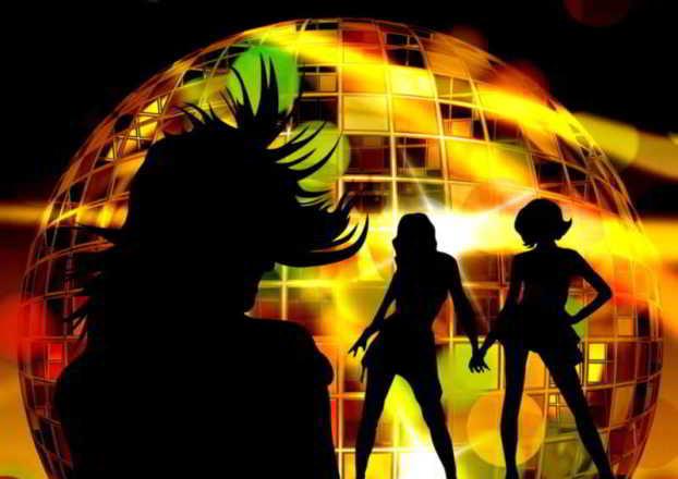 ballo in discoteca