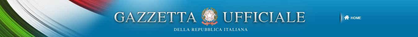 logo sito gazzetta ufficiale