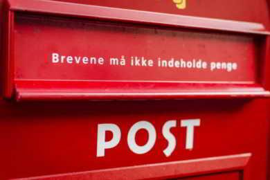 cassetta delle lettere notifica postale