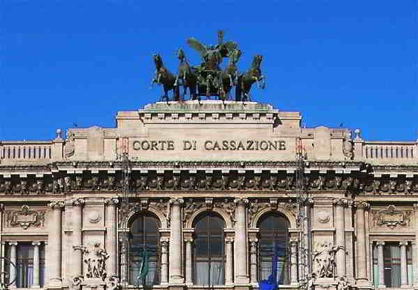palazzo della corte di cassazione