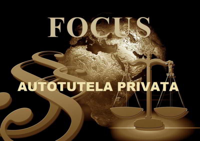 autotutela privata