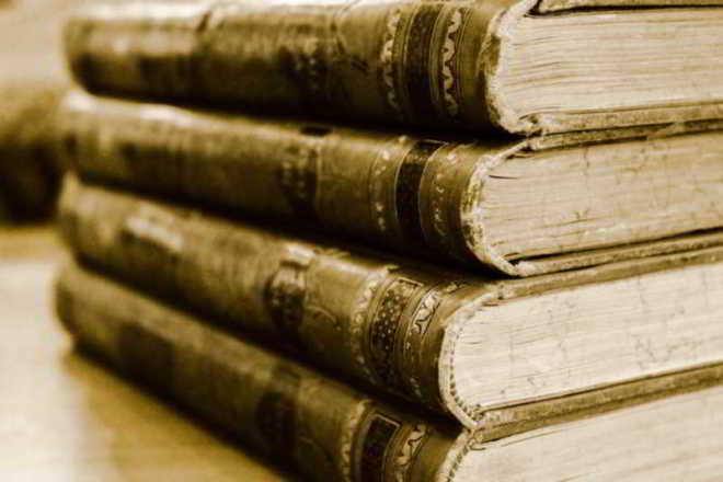 libri antichi iscrizione a ruolo pignoramento